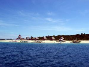 Snake Island, Honda Bay...with no snakes,hehehe!