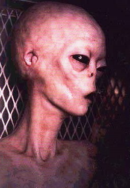 I've seen this before...Chinese aliens? Or someone who ate a lot of Chinese melamine