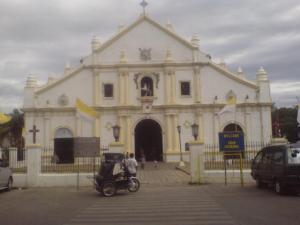 the church of Vigan