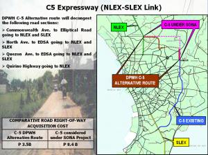 C-5 road extension