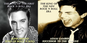 The New King of Rock N Roll