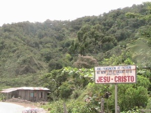 Jesus lives in Infanta Quezon