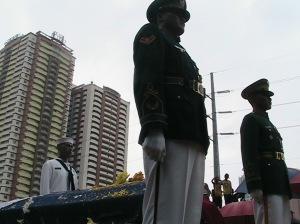 Cory Aquino Funeral March