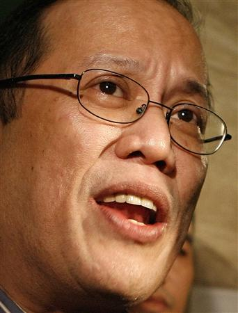 Senator Noynoy As President