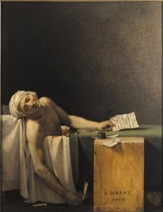 marat-death